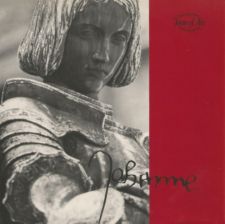"vinyl 7""SP O.M.D Joan Of Arc/The Romance Of The Telescope (Unfinished)"