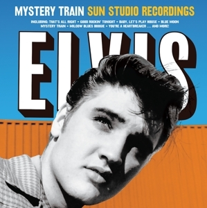 vinyl LP ELVIS PRESLEY Mystery Train Sun Studio Recordings