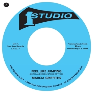 "vinyl 7"" SP MARCIA GRIFFITHS/DUB SPECIALIST Feel Like Jumping/Feel Like Jumping"