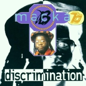 vinyl LP MACKA B Discrimination