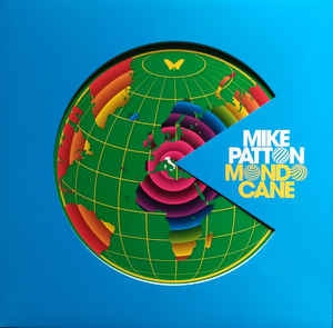 vinyl LP MIKE PATTON Mondo Cane
