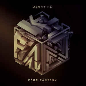 vinyl LP JIMMY PÉ Fake Fantasy