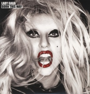 vinyl 2LP LADY GAGA Born This Way