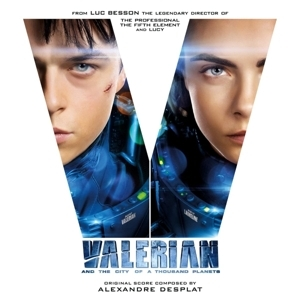 vinyl 2LP Valerian and the City of a Thousand Planets (soundtrack)