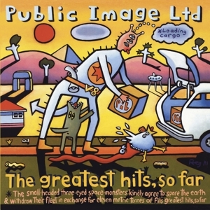 vinyl 2LP PUBLIC IMAGE LIMITED Greatest Hits So Far