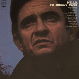 vinyl LP JOHNNY CASH Hello, I´m Johnny Cash