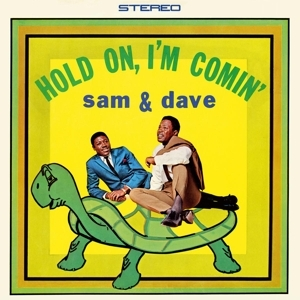 vinyl LP SAM & DAVE Hold On, I´m Comin´