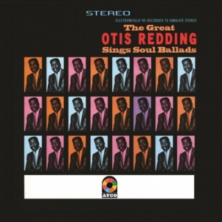 vinyl LP OTIS REDDING Sings Soul Ballads