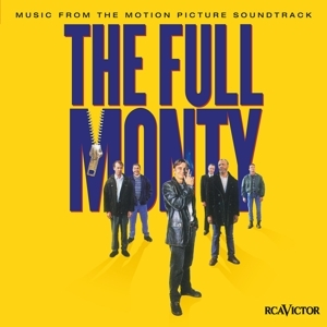 vinyl LP FULL MONTY (soundtrack)