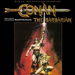 vinyl LP Conan The Barbarian (soundtrack)