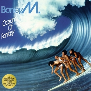 vinyl LP BONEY M. Oceans Of Fantasy