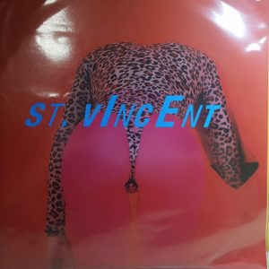 vinyl LP ST. VINCENT Masseduction