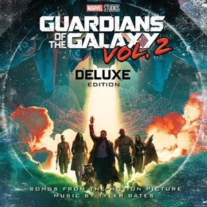 vinyl 2LP Guardians Of The Galaxy vol.2 (deluxe edition)