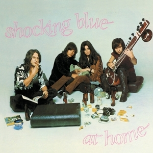 vinyl LP SHOCKING BLUE At Home + 4