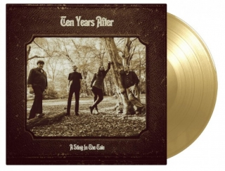 vinyl LP TEN YEARS AFTER A Sting In The Tale