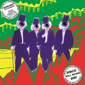 vinyl LP THE RESIDENTS Diskomo/Goosebump Ep