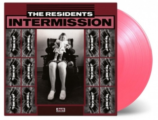 vinyl LP THE RESIDENTS Intermission