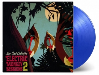 vinyl LP NEW COOL COLLECTIVE Electric Monkey Sessions 2