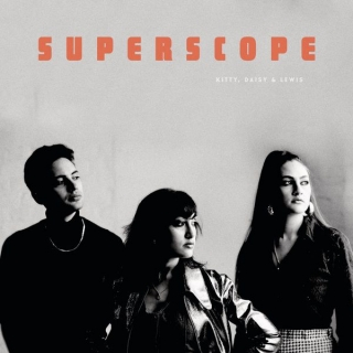 vinyl LP KITTY, DAISY and LEWIS Superscope