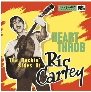 "vinyl 10""EP RIC CARTNEY Heart Throb"