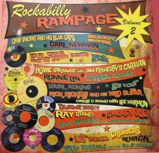vinyl LP Rockabilly Rampage Volume 2