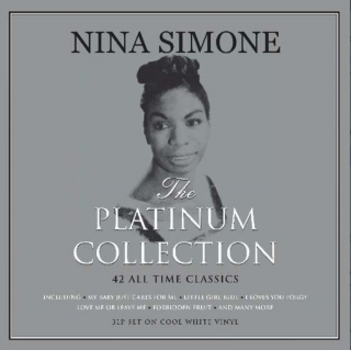 vinyl 3LP NINA SIMONE The Platinum Collection