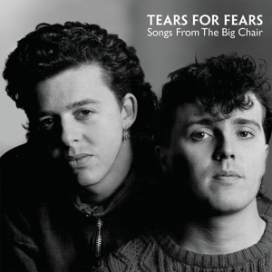 vinyl LP TEARS FOR FEARS Songs From the Big Chair