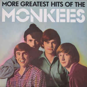 vinyl LP THE MONKEES More Greatest Hits