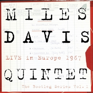 vinyl 5LP MILES DAVIS Bootleg Series 1:Live In Europe 1967