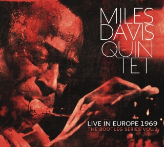 vinyl 4LP MILES DAVIS Bootleg Series 2:Live In Europe 1969