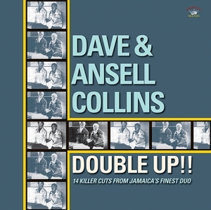 vinyl LP DAVE & ANSELL COLLINS Double Up!!