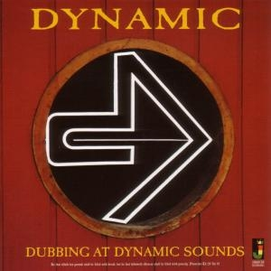 vinyl LP DYNAMIC Dubbing At Dynamic Sounds