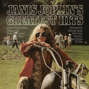 vinyl LP JANIS JOPLIN Greatest Hits