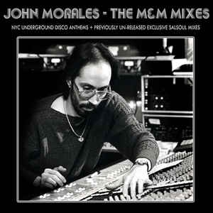 vinyl 3LP JOHN MORALES M&M Mixes