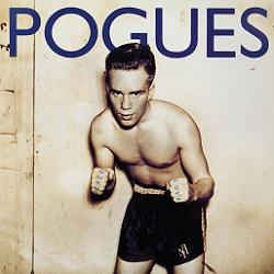 vinyl LP THE POGUES Peace And Love