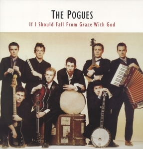 vinyl LP THE POGUES If I Should Fall From Grace