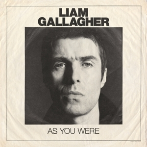 vinyl LP LIAM GALLAGHER As You Were
