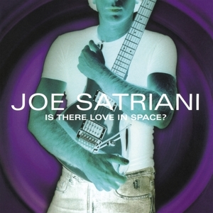 vinyl 2LP JOE SATRIANI Is There Love In Space?