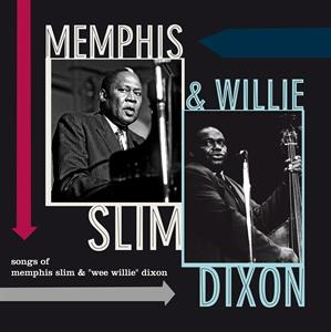 vinyl LP MEMPHIS SLIM & WILLIE DIXON Songs of Memphis Slim & Willie Dixon