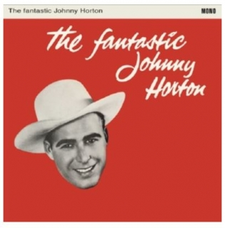 vinyl LP JOHNNY HORTON Fantastic Johnny Horton