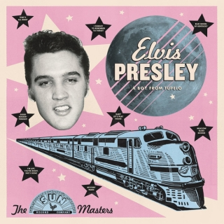 vinyl LP ELVIS PRESLEY A Boy From Tupelo