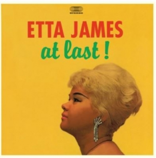 vinyl LP ETTA JAMES At Last!