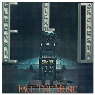vinyl LP ELECTRIC LIGHT ORCHESTRA Face the Music