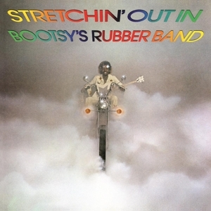 vinyl LP BOOTSY´S RUBBER BAND Stretchin' Out In Bootsy's Rubber Band