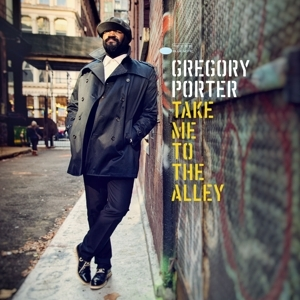 vinyl 2LP GREGORY PORTER Take Me To the Alley