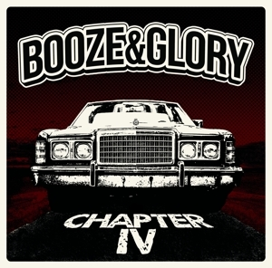 vinyl LP BOOZE AND GLORY Chapter Iv