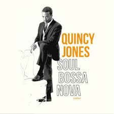 vinyl LP QUINCY JONES Soul Bossa Nova