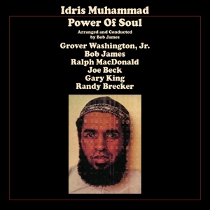 vinyl LP MUHAMMAD IDRIS Power Of Soul