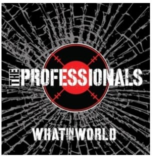 vinyl LP THE PROFESSIONALS What In the World