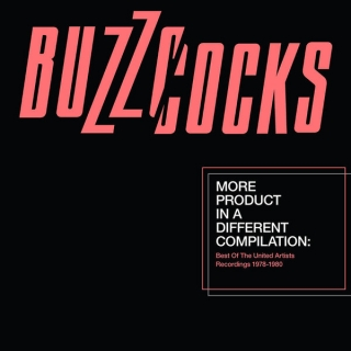 vinyl 2LP THE BUZZCOCKS More Product In A Different Compilation